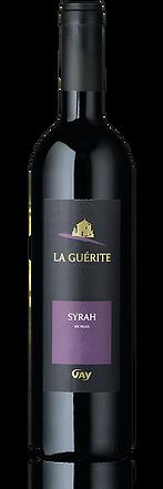 La Guérite Syrah - Maurice Gay