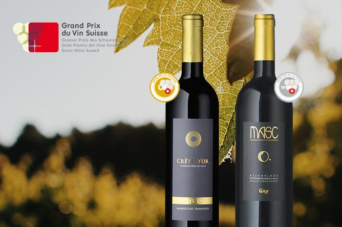 Grand Prix du Vin Suisse 2018