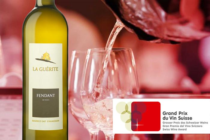 Grand Prix du Vin Suisse 2016