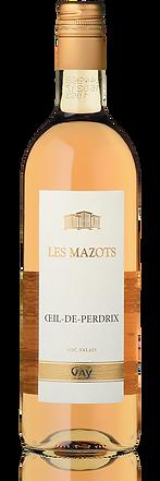 Les Mazots Oeil-de-Perdrix - Maurice Gay