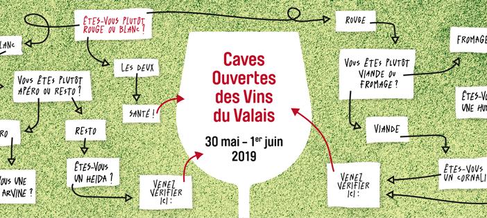 Caves Ouvertes du 30 mai au 1er juin 2019