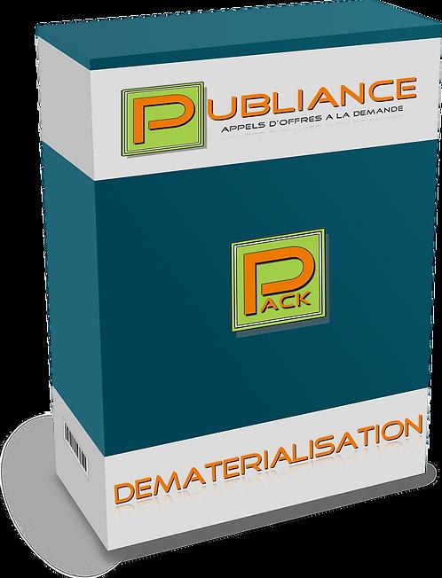 Pack Dématérialisation