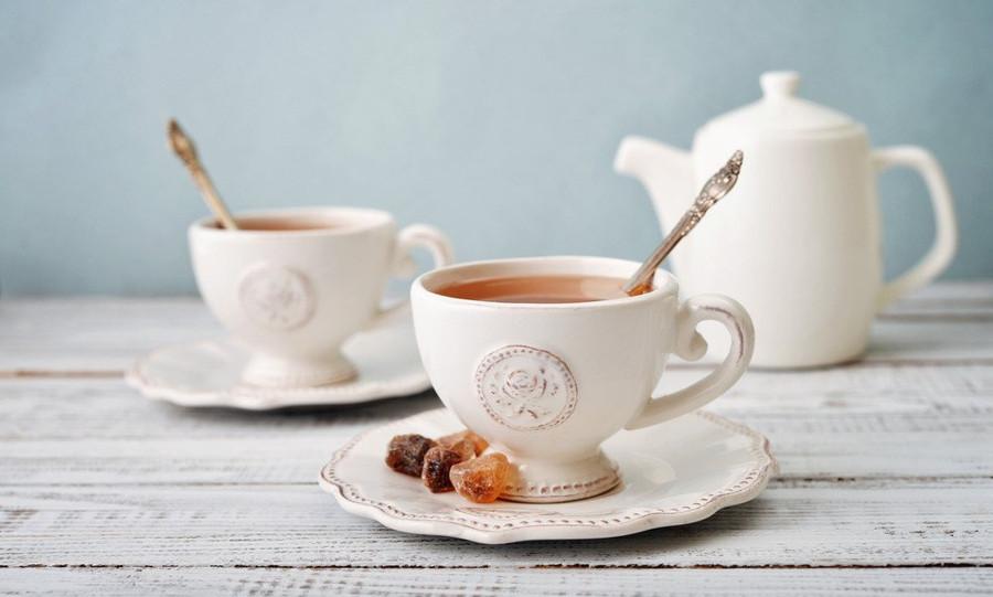 The Yummiest Organic Tea