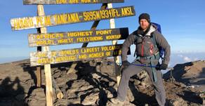 Beyond Stella Point – Summiting Mt Kilimanjaro