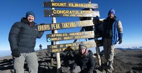 Summiting Mt Kilimanjaro - Preparation is Everything!
