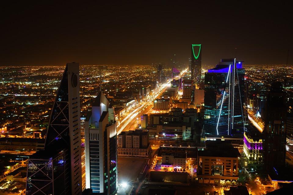 Riad, capital saudí