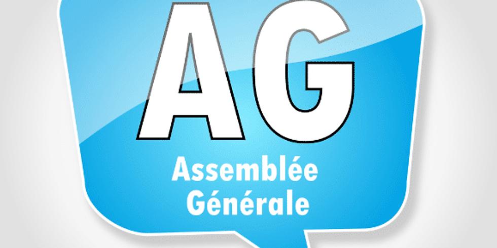 Assemblée Générale - 11 Mars 2020