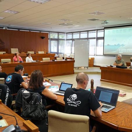 Ateliers de la biodiversité – de la prévention à la gestion du risque requin