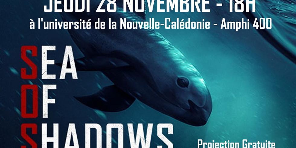 Film : Sea Of Shadows jeudi 28/11 18h à l'UNC Amphi 400