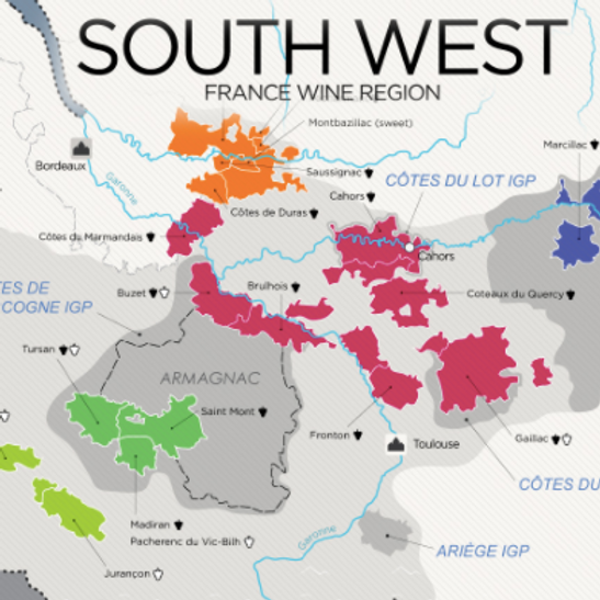 Wines of South West France