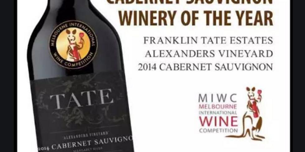 Franklin Tate Wine Tasting