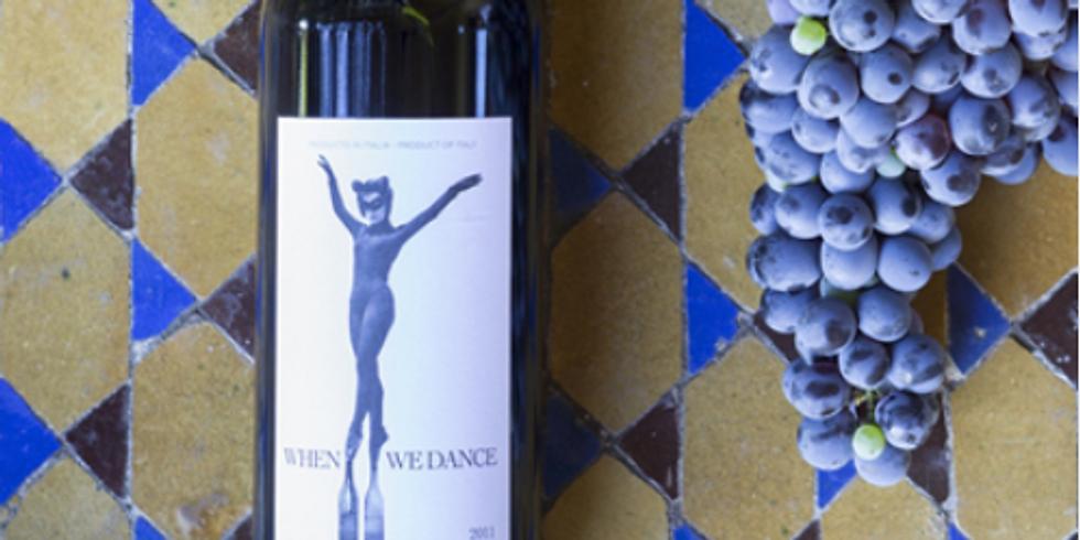 Celebrity Wine Tasting
