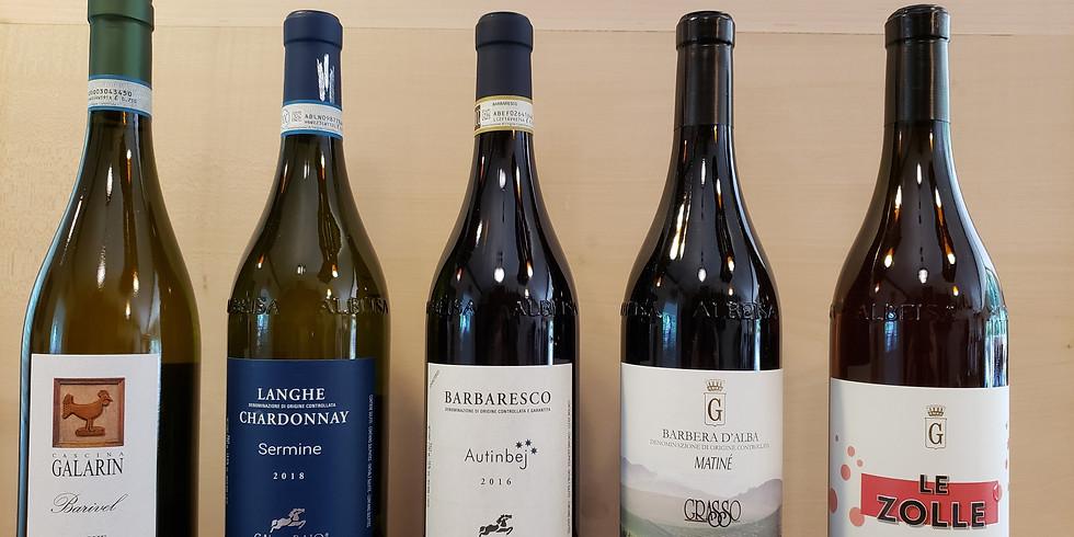 Joe De Caro Wine Selections