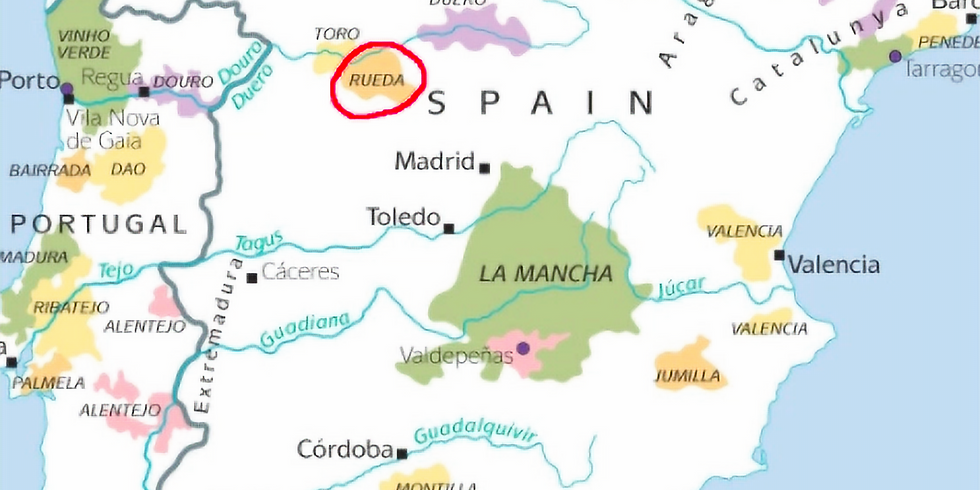 Iberian Peninsula Wine Tasting