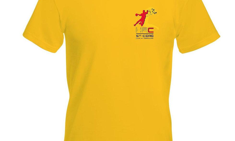 T-Shirt jaune (M)