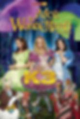 Alice In Wonderland K3