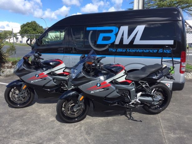 TheBMShop Bike Repair and BMW Motorbike Service