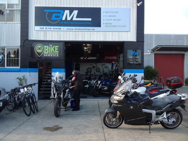 Bicycle Repair Shop Near Me