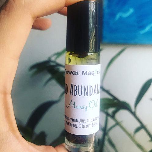Mad Abundance Oil