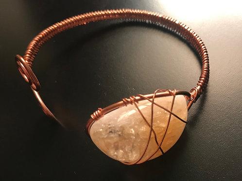 Citrine Adjustable Bracelet