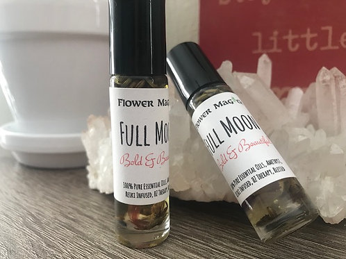 Full Moon Ritual Oil