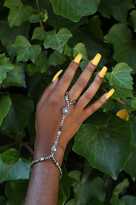 Hand Jewel: A Little Bling