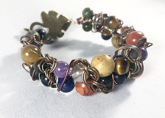 Bracelet: Peacefully Earthy