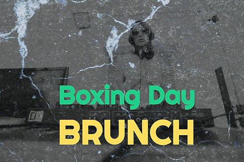 [3-5pm] Boxing Day Brunch Deposit