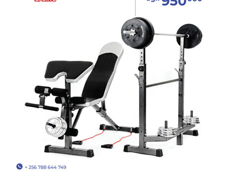 Get Work Out And Fitness Equipment In Uganda