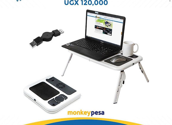 E-table portable Laptop stand