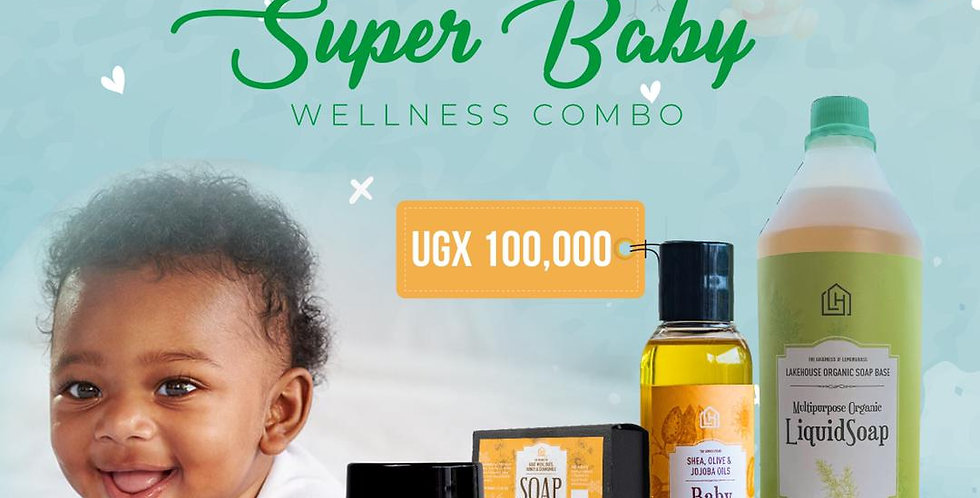 Super Baby Wellness combo