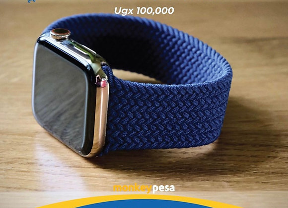 Woven watch straps