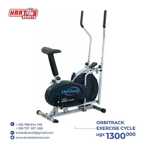 Orbitrac Exercise bike