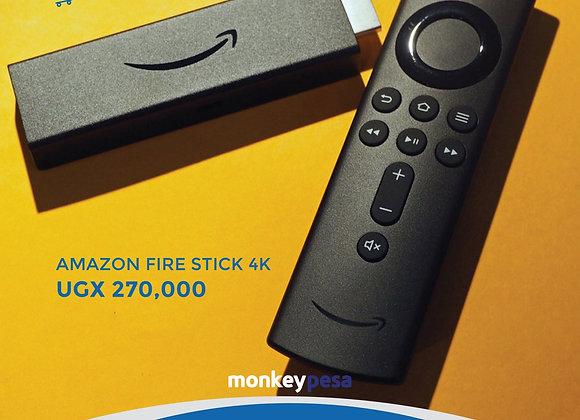 Amazon firestick 4k