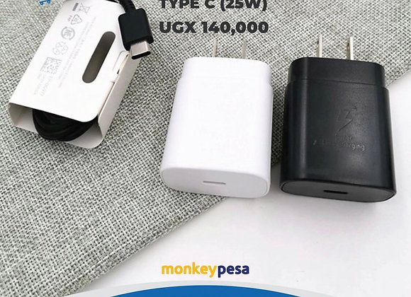 Samsung fast charger (type C)