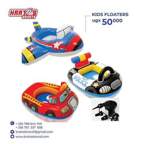Kids floaters