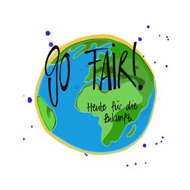 Go-Fair! Heute für die Zukunft.