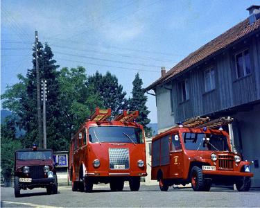 Feuerwehr Veranstaltung in Adliswil
