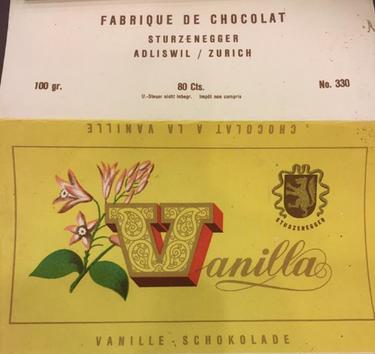 Schokoladenfabrik in Adliswil