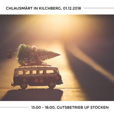 Chlausmärt in Kilchberg