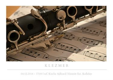 Klezmer. Konzert