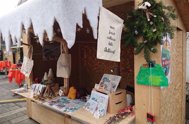 Der Weihnachtsmarkt war ein Erfolg!