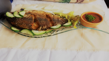 Fischrezept von der Elfenbeinküste