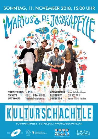 Marius & die Jagdkapelle
