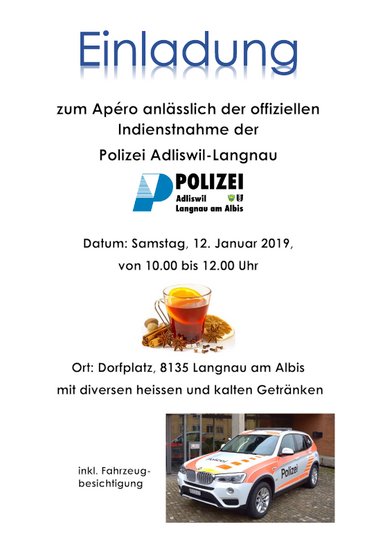 Polizei Adliswil-Langnau