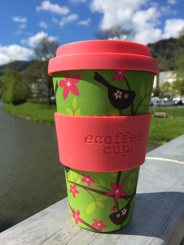 Coffee to go - denk drüber nach!
