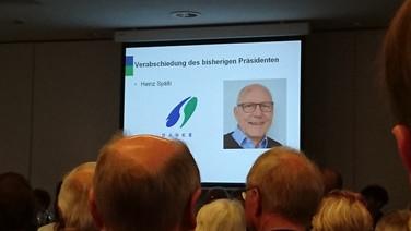 37 Jahre Spitex Adliswil mit Heinz Spälti