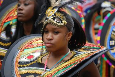 Karneval an der Côte d'Ivoire