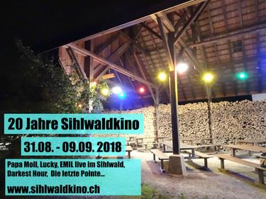 20 Jahre Sihlwaldkino