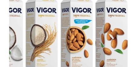 Vigor entra em novo segmento com lançamento de bebidas vegetais